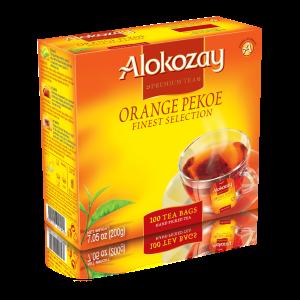 BLACK TEA (ORANGE PEKOE) - 100 TEA BAGS
