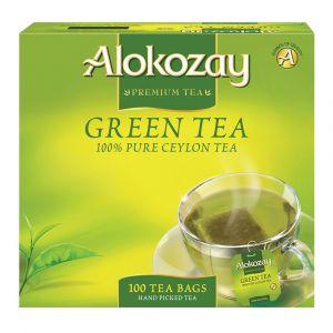 GREEN TEA 100-TEA BAGS