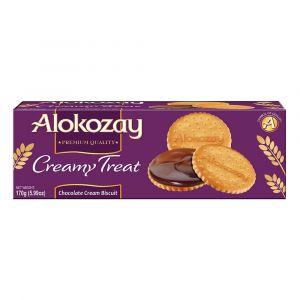 Alokozay Creamy biscuit 170gms