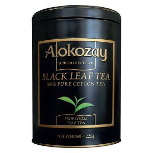 Alokozay FBOP Tin Tea 225gms