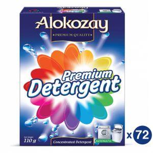 Alokozay Automatic 110gms X 72 Detergent