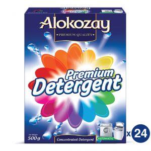 Alokozay Automatic 500gms X 24 Detergent