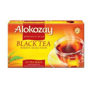 Black Tea - 25 Tea Bags In Foil Wrapped Envelopes