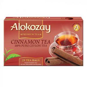 Cinnamon Tea - 25 Tea Bags In Foil Wrapped Envelopes