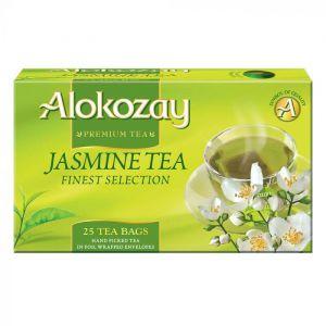 Jasmine Tea - 25 Tea Bags In Foil Wrapped Envelopes