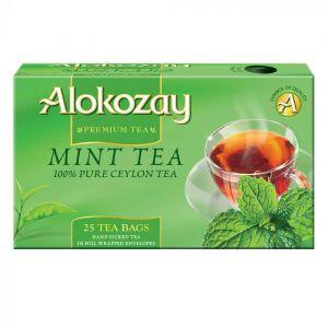 Mint Tea - 25 Tea Bags In Foil Wrapped Envelopes