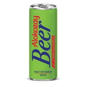 MALT BEVERAGE - APPLE FLAVOUR (NON-ALCOHOLIC BEER)