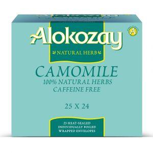 Alokozay Herbal Camomile Tea 25 Bags Pack Of 24