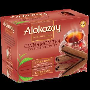 CINNAMON TEA (CHAI), 25 TEA BAGS