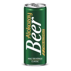 MALT BEVERAGE - CLASSIC FLAVOUR (NON-ALCOHOLIC BEER)