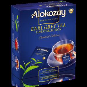 EARL GREY TEA, 100 ENVELOPE BAGS