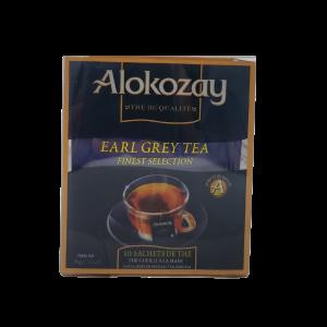 EARL GREY TEA - 10 TEA BAGS