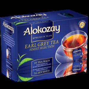 EARL GREY TEA - 25 TEA BAGS