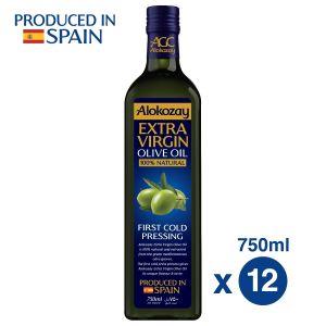 Alokozay extra virgin olive oil 750 ml Pack of 12