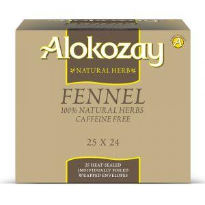 Alokozay Fenel tea 25 bags Pack Of 24