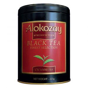 Alokozay CTC Tin Tea 225gms Pack Of 24