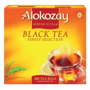 Alokozay black tea 100 bags