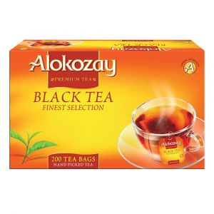 Alokozay black tea 200 bags