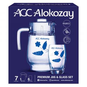 Alokozay Jug Set