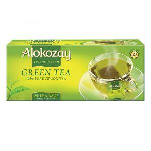 GREEN TEA - 25 TEA BAGS X 36