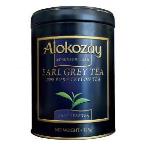 EARL GRAY 125GMS TIN TEA