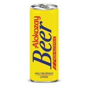 MALT BEVERAGE - LEMON FLAVOUR (NON-ALCOHOLIC BEER)