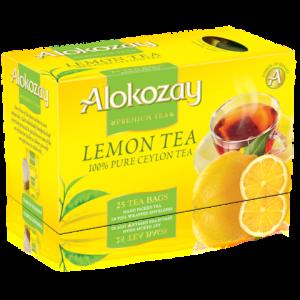 LEMON TEA - 25 TEA BAGS
