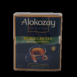 MOROCCAN MINT TEA -  10 TEA BAGS