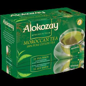 MOROCCAN MINT TEA - 25 TEA BAGS