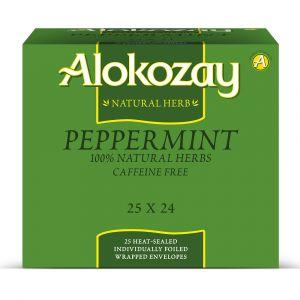 Alokozay Peppermint Tea 25 Bags Pack Of 24