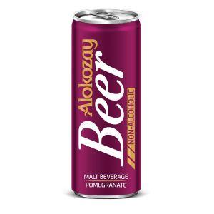 MALT BEVERAGE - POMEGRANATE FLAVOUR (NON-ALCOHOLIC BEER)