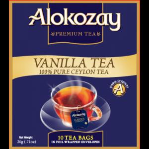 VANILLA TEA - 10 TEA BAGS