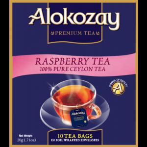 RASPBERRY TEA - 10 TEA BAGS