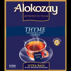 THYME - 10 TEA BAGS