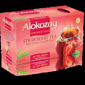 STRAWBERRY TEA - 25 TEA BAGS