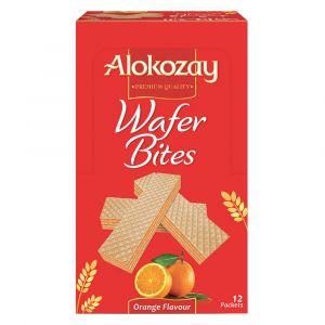Alokozay Orange Wafer 45gms pack of 12
