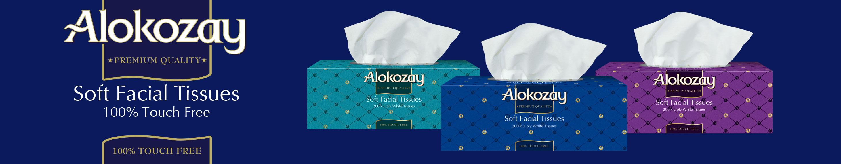 Alokozay Tissues