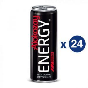 Alokozay Energy Regular 250ml - CAN24