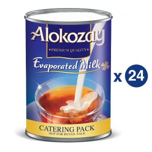 EVAPORATED MILK - CATERING PACK - 410g X PACK OF 24