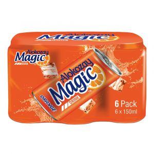 MAGIC ORANGE 150ML X 6