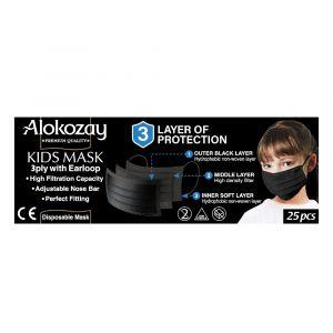 BLACK KIDS FACE MASK