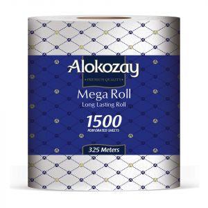 MEGA ROLL - 1500 SHEETS - 325 METERS