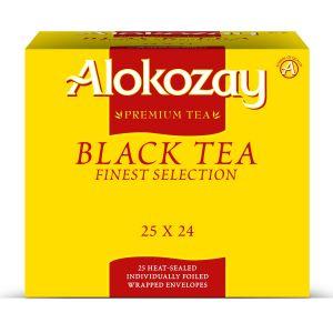Alokozay Black Tea 25 Bags Pack of 24